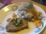 applesauce pork chops